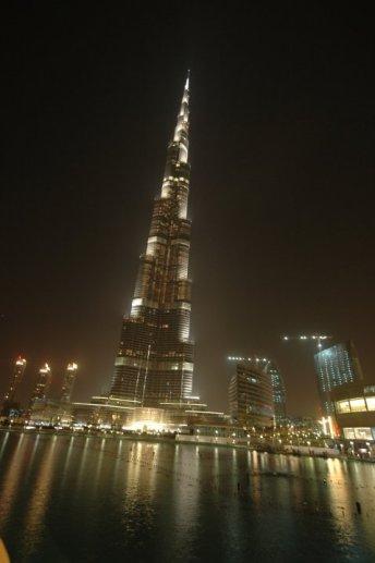 Uzun, çok uzun... Burj Khalifa...