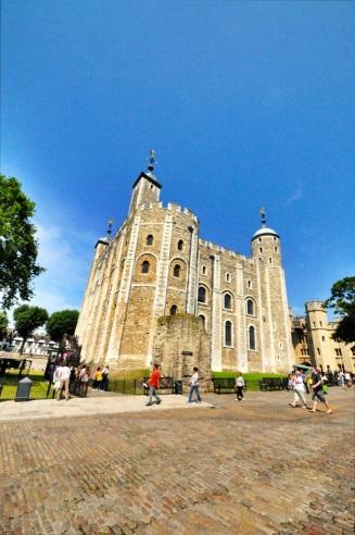 London Tower'ın içerisindeki Wardrobe Tower