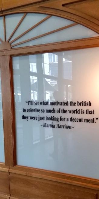 İngiliz mutfağının özeti...