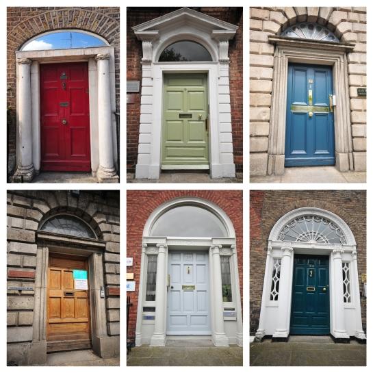 Kraliçe Viktorya'nın eşi Albert ölünce, Kraliçe tüm İngiliz İmparatorluğu'nda yas ilan etmiş ve kapıların siyaha boyanmasını emretmiş. İrlandalılar ise bu emre pek uymamış gibi...
